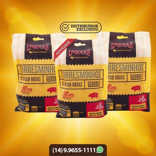 TORRESMINHOS DE MICRO-ONDAS