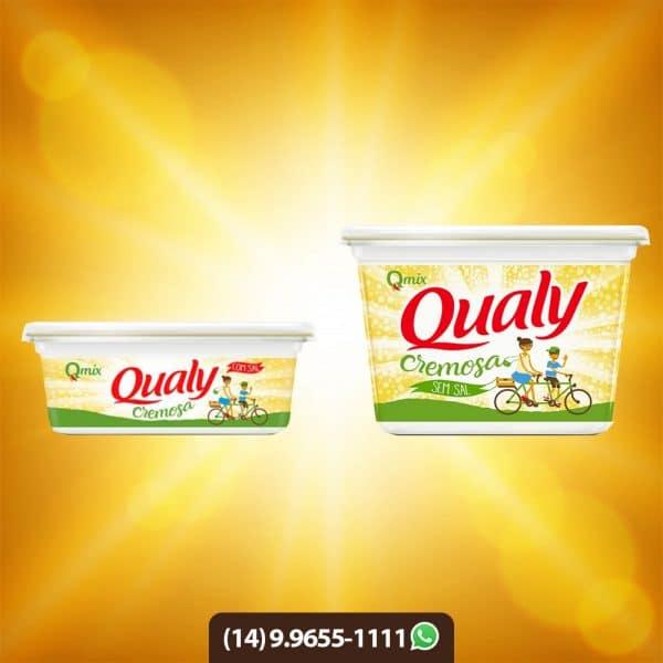 margarina qualy